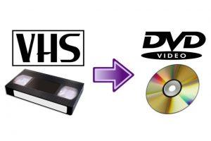 Przegrywanie kaset VHS